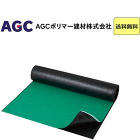 【送料無料♪】サラセーヌ QVシート (幅1.04m×15m|巻) AGCポリマー建材 無孔通気緩衝シート